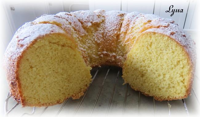 Gâteau éponge aux jaunes d'oeufs Gzetea15