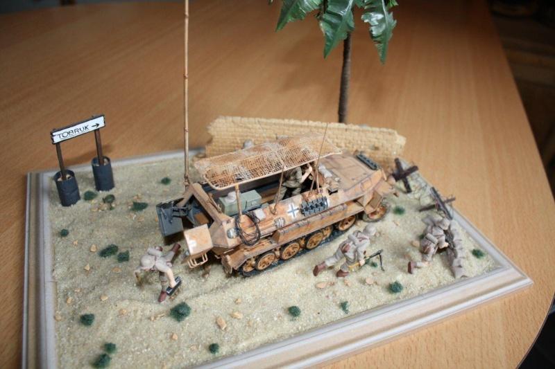 sdkfz (en diorama) direction Tobruk de Jimbo Img_6190