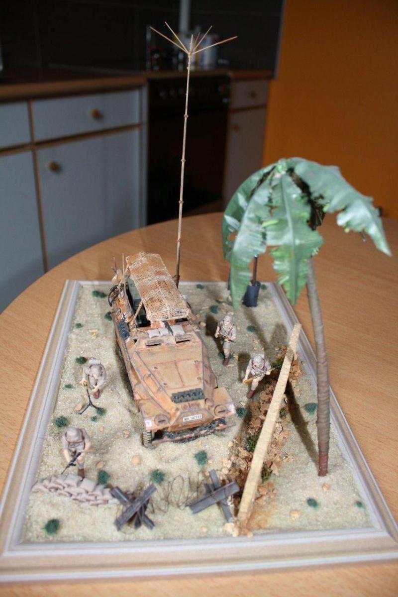 sdkfz (en diorama) direction Tobruk de Jimbo Img_6191