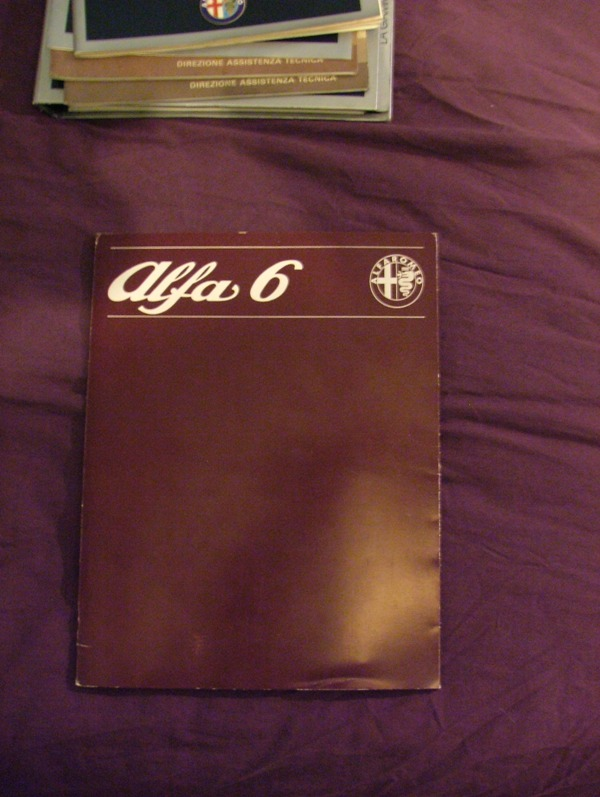 doc alfa romeo - Page 2 Dscf3751