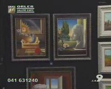 GALLERIA ORLER: OPERE PRESENTATE DURANTE LE DIRETTE 2010 2010_013