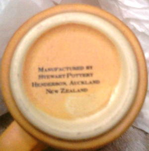 A Stewart Potteries Cadbury mug. Cadbur11