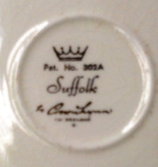 Suffolk Pat.No.302A Suffol11