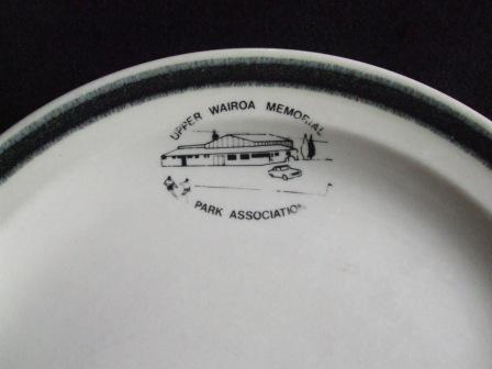 Upper Wairoa Memorial Park Association saucer from Kat & Co Upper_10