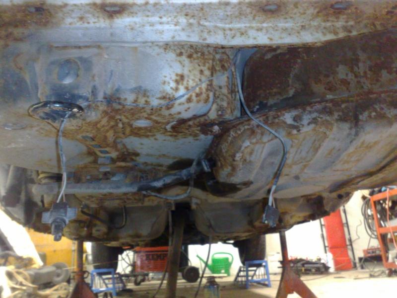 """Eriksson - Ford Sierra Turbo -88  """"The End""""  eller hittar jag en ny kaross?  - Sida 2 20090312"""