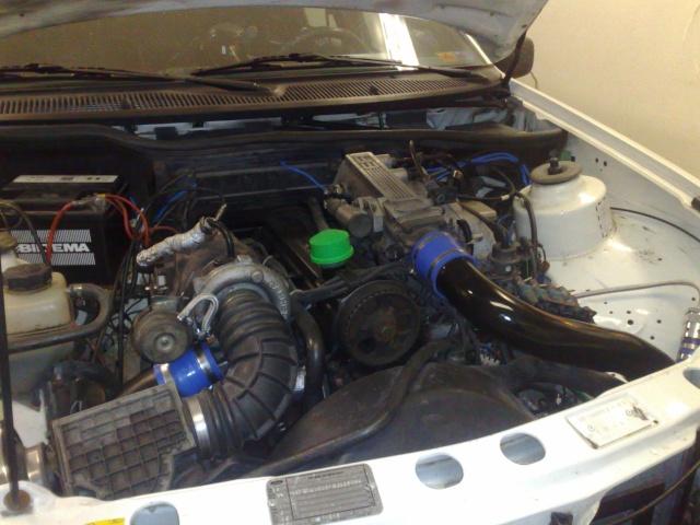 """Eriksson - Ford Sierra Turbo -88  """"The End""""  eller hittar jag en ny kaross?  - Sida 11 20100110"""