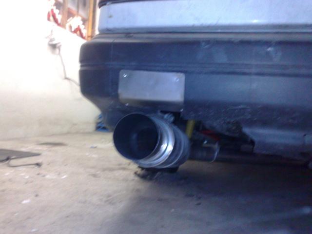 """Eriksson - Ford Sierra Turbo -88  """"The End""""  eller hittar jag en ny kaross?  - Sida 11 20100111"""