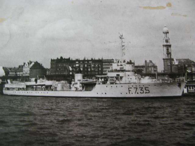 CHEVREUIL   (BSR) Marine10