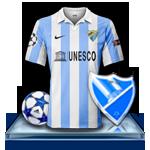 Camiseta Málaga CF para avatar 121