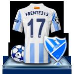 Camiseta Málaga CF para avatar 127