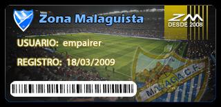 La porra: Malaga - Real Sociedad 131