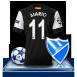 Camiseta Málaga CF para avatar 214