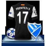Camiseta Málaga CF para avatar 218