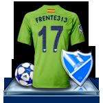 Camiseta Málaga CF para avatar 316