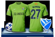 Málaga CF y Nike, un compromiso duradero 326