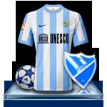 Camiseta Málaga CF para avatar A110
