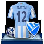 Camiseta Málaga CF para avatar A210