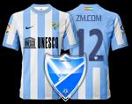 Camiseta Málaga CF para avatar A510