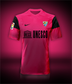 Camiseta Málaga CF para avatar Av310