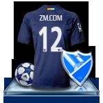 Camiseta Málaga CF para avatar Ava210