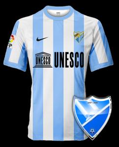 Camiseta Málaga CF para avatar F210