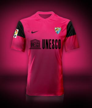 Camiseta Málaga CF para avatar Fi110