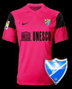 Camiseta Málaga CF para avatar Fi210