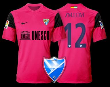 Camiseta Málaga CF para avatar Fi310