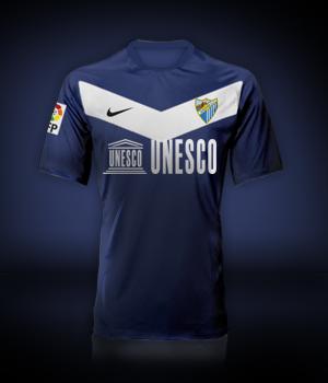 Camiseta Málaga CF para avatar Fir110