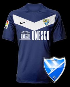Camiseta Málaga CF para avatar Fir210