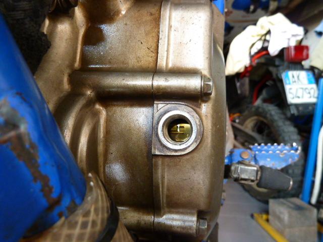 Revisione gommini guidavalvole e smerigliatura sedi - Pagina 2 P1040113