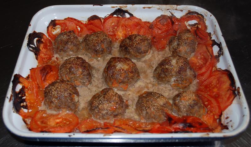 Boulettes de boeuf aux carottes Boulet11