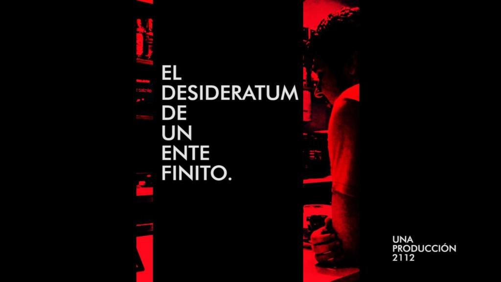 """""""El desiderátum de un ente finito"""". Cortometraje inside. 38068010"""