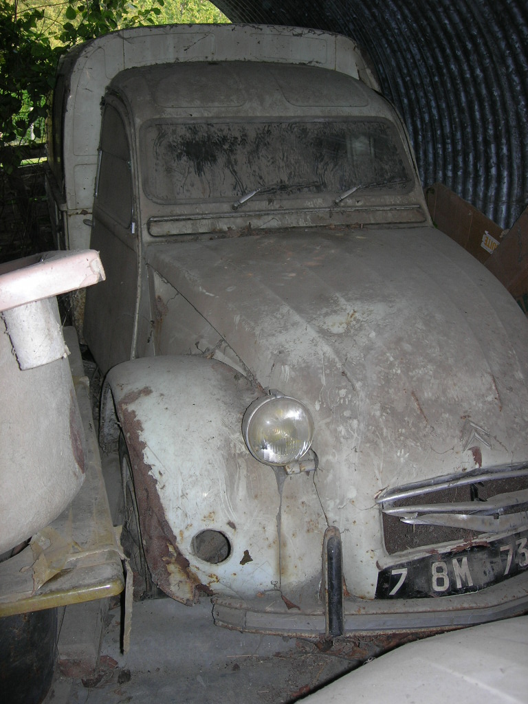 2cv pick up roadster    la fin ...... [des news.... ] Dscn4810