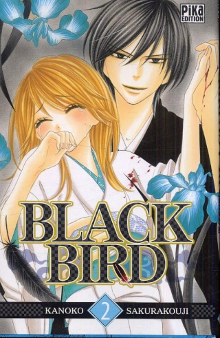 BLACK BIRD de Kanoko Sakurakouji Black_10