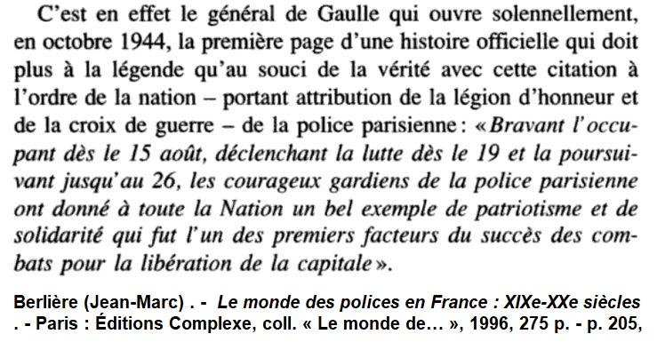 Képi Police Municipale de Paris 39/45 Kzopi_10
