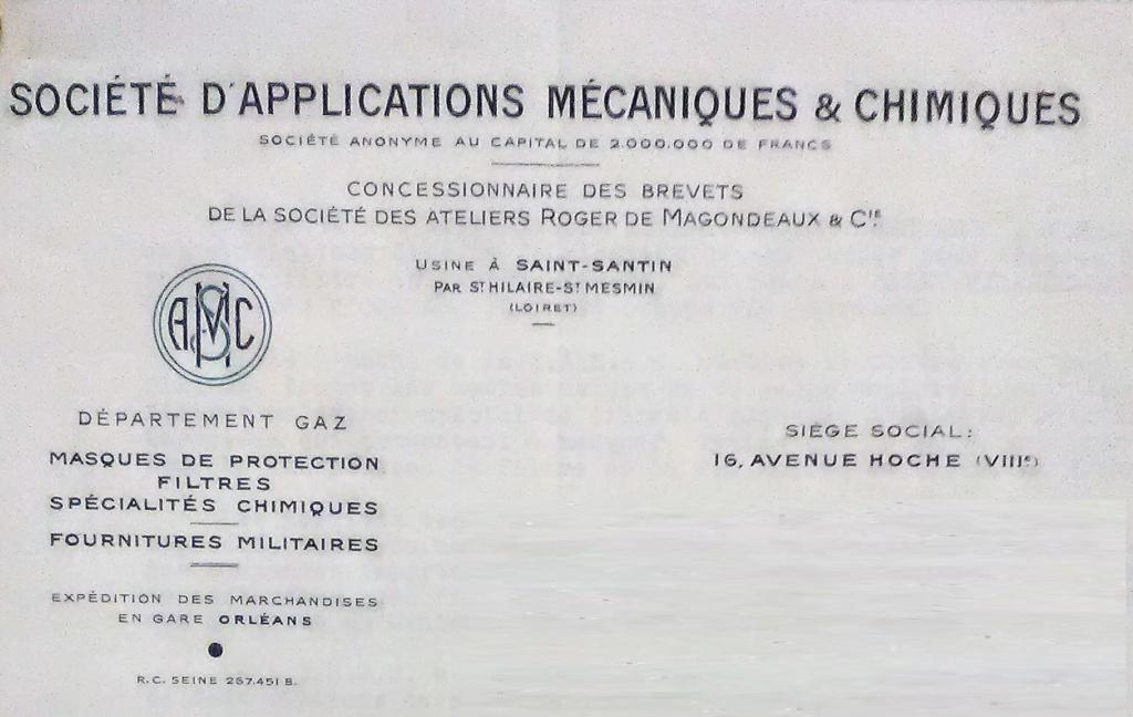 Masque à gaz : Recherches sur la société Magondeaux Mag_0110