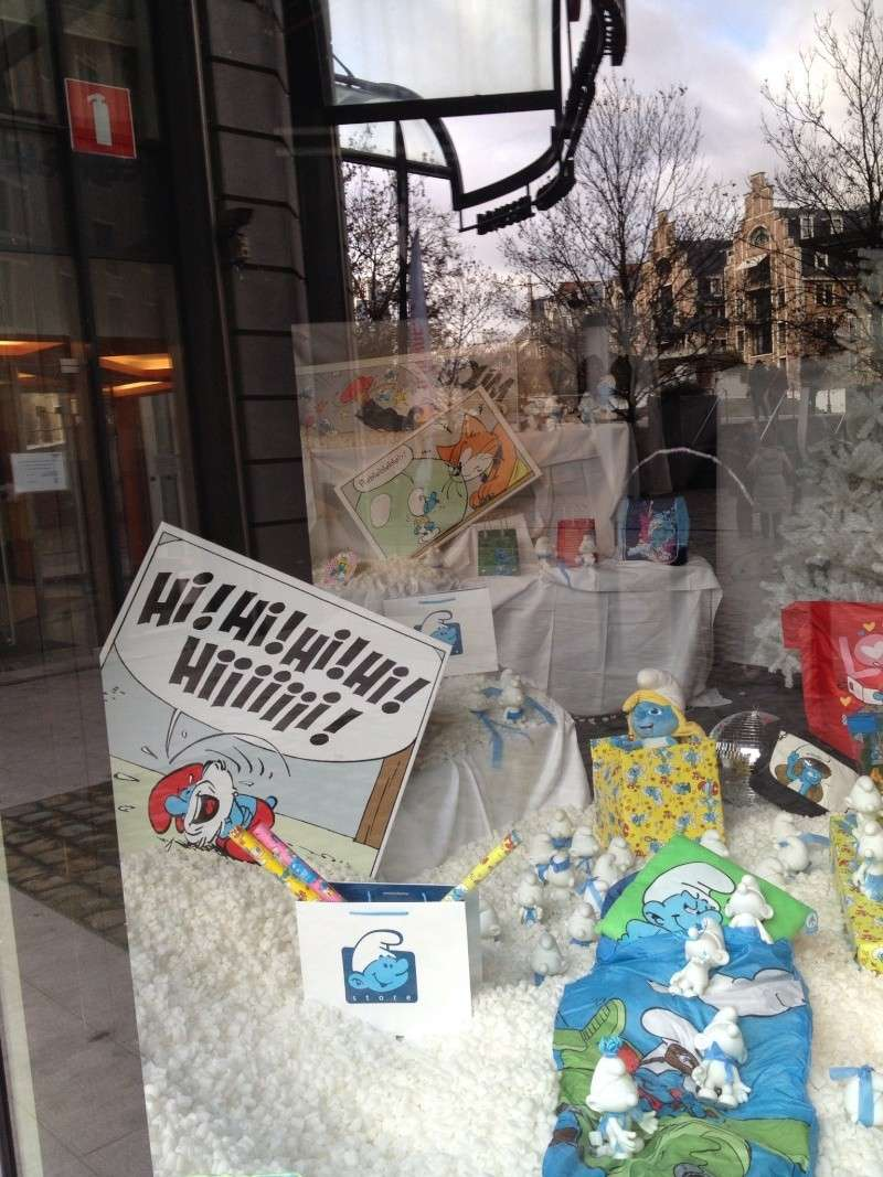 Smurf store (bruxelles) 73289111