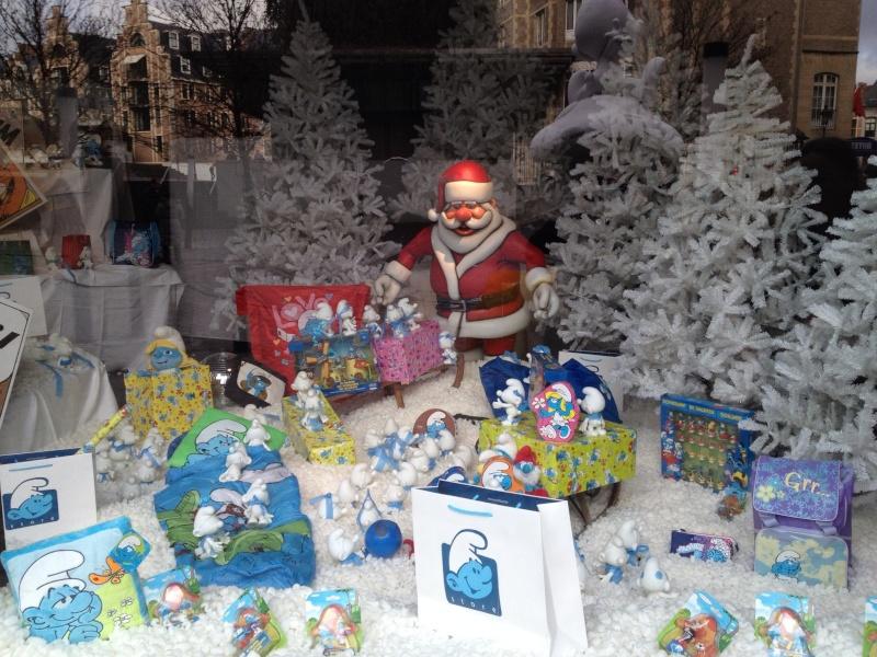 Smurf store (bruxelles) A7b70410