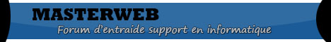 Chez Masterweb ! Forum pub/CSS/APPRENTISSAGE..... Bannie12