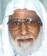 """وفاة العلامة عبد العظيم الديب """"صاحب إمام الحرمين"""" Satell11"""