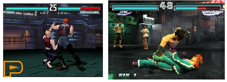 Tekken 6 - Arcade Dt0110