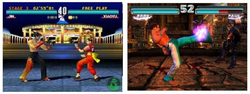 Tekken 6 - Arcade Dt0310