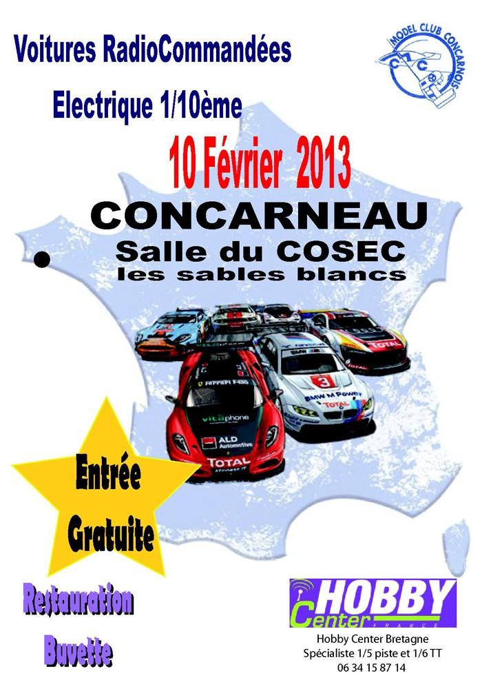 course electrique concarneau 20130110