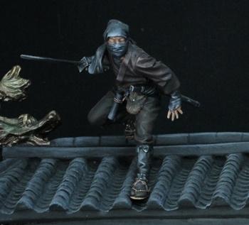 Petits Dioramas trouvez sur la toile: Death410