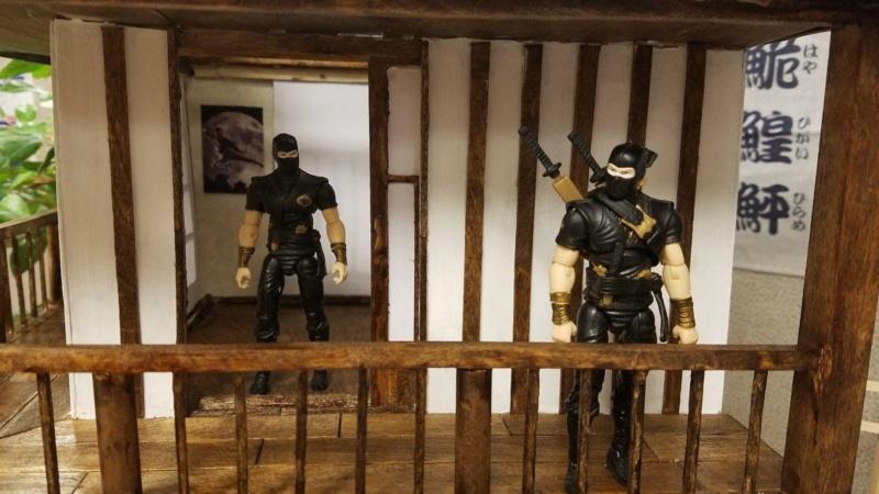 Petits Dioramas trouvez sur la toile: Joe-cu10