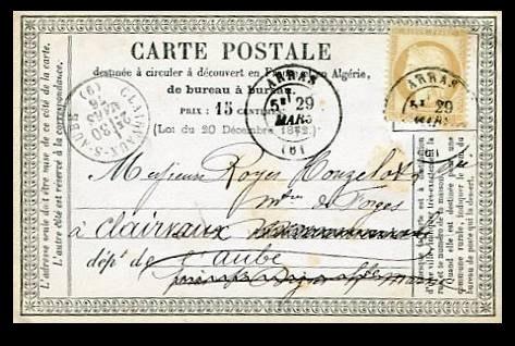Fin de l'étoile parisienne, mars 1876 Cp_arr10