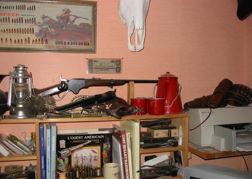 Le SPENCER Rifle Mod 1865 100-0011