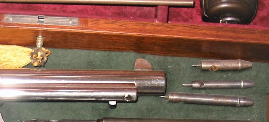 Présentation de l'outil Winchester 1894 en 30WCF 100-0019