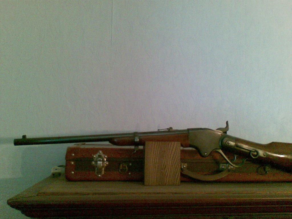 Le SPENCER Rifle Mod 1865 16112010